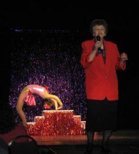 Faberge Cabaret Preformance