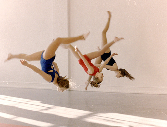 Acro-Gymnastics