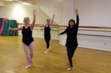 Adult Ballet Classes at Faberge Follies