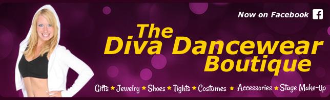 Visit Diva Dancewear Boutique on Facebook