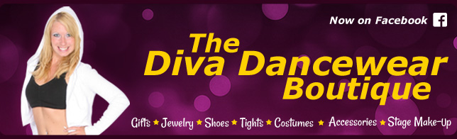 Visit Diva Dancewear Boutique on Facebook